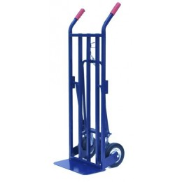 Sack Truck SPT-12 3 in 1 Heavy Duty Folding Solid Wheel 300KG