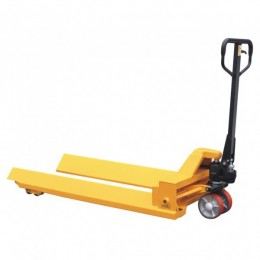 Wide Reel Carrying Pallet Truck