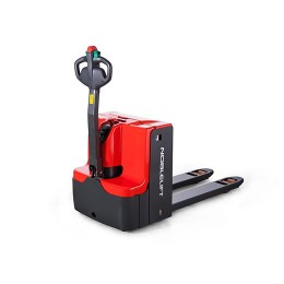 Electric Pallet Truck PT16L Electric 540mm x 1150mm 1600KG With Midac 3 year Lithium Battery Warranty