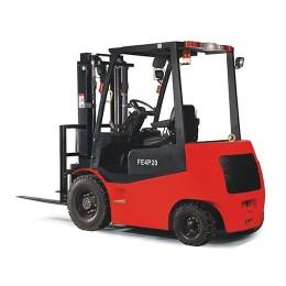 FE4P20N Electric 4 Wheel Forklift 4M Lift 2000kg