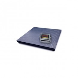 Platform Scale with LP7510B Indicator LP2000 2000mm x 2000mm 2000KG - 10000KG