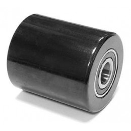 PT Load Rollers Black Polyurethane including Bearings with 20mm Core in Packs of 2 Rollers or in Pack of 4 Rollers