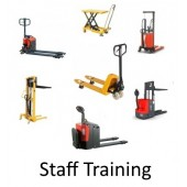 Staff Training for Semi Electric Stackers and Powered Stackers
