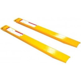 Special Offer Forklift Fork Extensions EXT672 150mm x 1830mm Reduced by 10% Due to Light Scratches