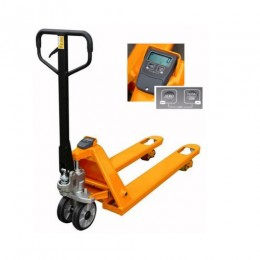 Special Offer Pallet Truck HP-ESE20 Weigh Scale Hand 540mm x 1150mm 2000KG x 5KG Due to Light Scratches