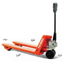 Special Offer Pallet Truck ACW20-685 Four Way 685mm x 1150mm 1500KG Due to Mild Scratches