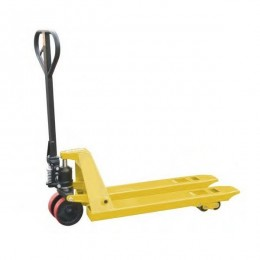 Special Offer Pallet Truck PT-01 Printers 450mm x 800mm 2500KG Reduced by 10% Due to Light Scratches