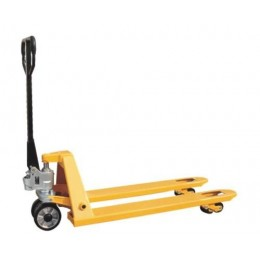 Special Offer Pallet Truck PT-05 Wide 685mm x 1150mm 2500KG Due to Light Scratches