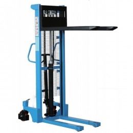 Special Offer Standard Manual Hydraulic Stacker SFH-1016 1.6M Lift 1000KG with Foot Pump Due to incorrect colour of normal stock