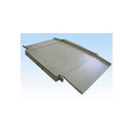 Platform Scale Walkthrough with LP7510B Indicator Mild Steel 1500mm x 1500mm