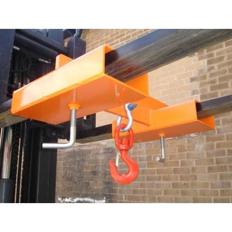Adjustable Fork Mounted Hook IAH
