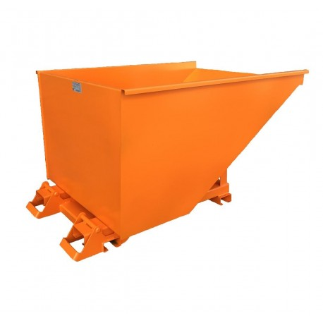 Fork Mounted Auto-Lok Tipping Skip