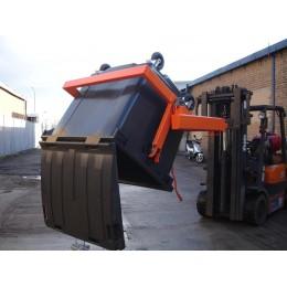 Forklift Wheelie Bin Lifter/Tipper 600KG