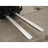 Forklift Fork Extensions IFE-448 Stainless Steel 100mm x 1220mm