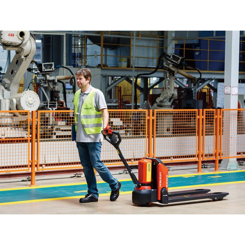 Pallet Truck PTE15N 'The Edge' Electric 540mm x 1150mm 1500KG