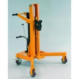Corner Pallet Hydraulic Drum Truck 450KG