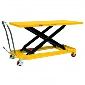 Extra Large Mobile Scissor Lift Table TG100 1000kg