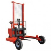 Electric Pallet Stacker RTS12 Rough Terrain 1200kg