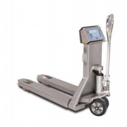 Pallet Truck TPWX3GDI Hazardous Zone Stainless Steel EC Trade Approved ATEX 550mm x 1182mm 2000KG