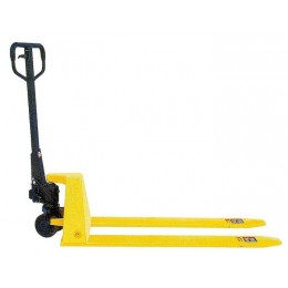 LOW PROFILE PALLET TRUCK