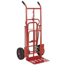 Sack Truck SPT-06 3 in 1 Pneumatic Tyre 250KG
