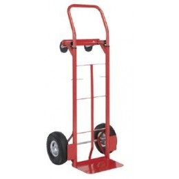 Sack Truck SPT-08 2 in 1 Pneumatic Tyre 250KG