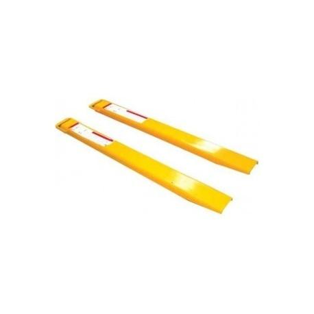 Forklift Fork Extensions 3KR58 1830mm x 125mm