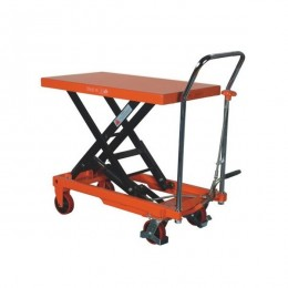 Scissor Lift Table Truck TF50 500mm x 850mm 500KG