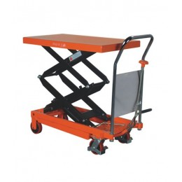Double Scissor Lift Table Truck TFD70 610mm x 1220mm 700KG