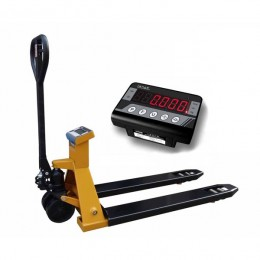 Pallet Scales - Pallet Truck NDPY Hand Weigh Scale 550mm or 685mm x 1150mm 2000KG