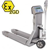 TPWX2GDI Hazardous Zone Series Stainless Steel ATEX Pallet Truck