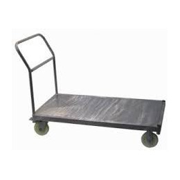 Galvanized Heavy Duty Platform Trucks - HI-36-GFBT