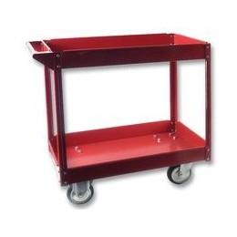D00317 Service Cart 2 Tray 100Kg Capacity