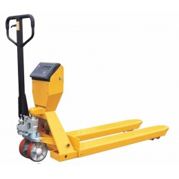 Weigh Scale Hand Pallet Truck LP7625