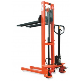 Standard Manual Hydraulic Stacker FC-1016 1.5M Lift 1000KG