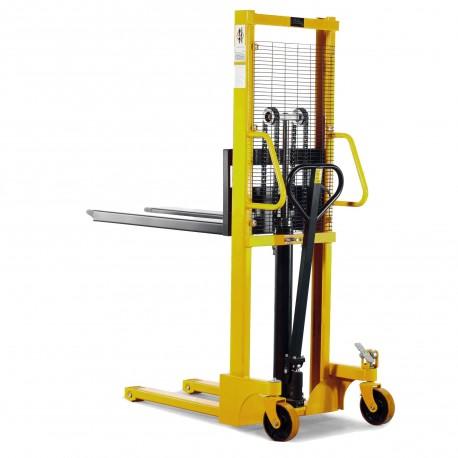 Standard Manual Hydraulic Stacker Sfh 1516c 1 6m Lift