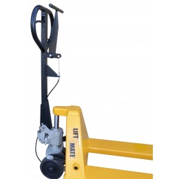 Pallet Truck PT-04DB Euro with Deadmans Brake 550mmx x1150mm 2500KG