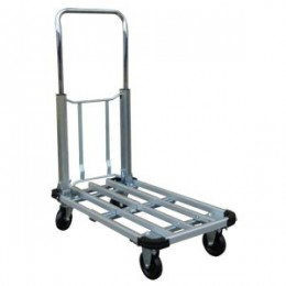 Folding Aluminium Platform Trolley