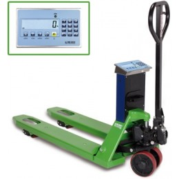 Pallet Truck ECHDWEI-05 EC Approved Heavy Duty Weigh Scale 550mm x 1150mm 2000KG x 1KG