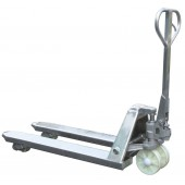 Stainless Steel & Galvanised Pallet Trucks